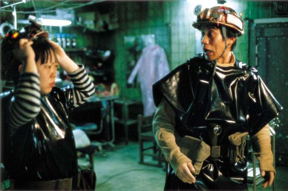 Güney Kore Sineması - Jigureul jikyeora!   Save The Green Planet (2003)