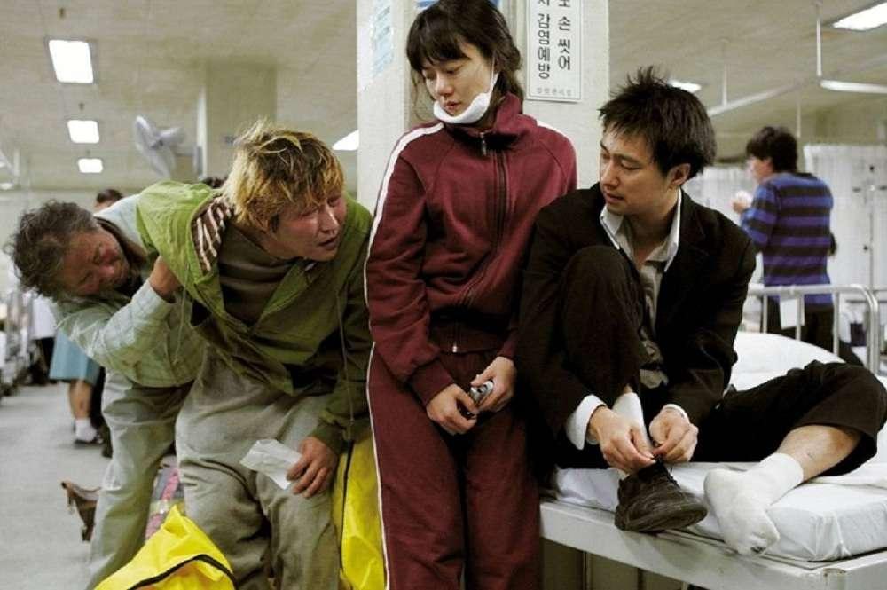 Güney Kore Filmleri - Gwoemul | The Host | Yaratık (2006)