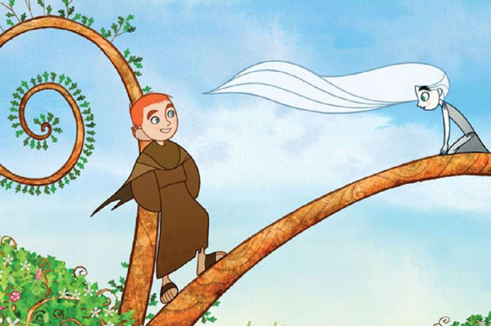 The Secret of Kells / Büyülü Kitap (Tomm Moore - Nora Twomey, 2009)