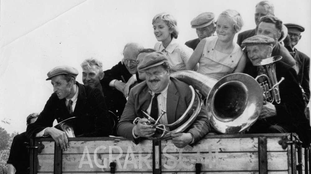 Hollanda Sineması Fanfare (Bert Haanstra, 1958)
