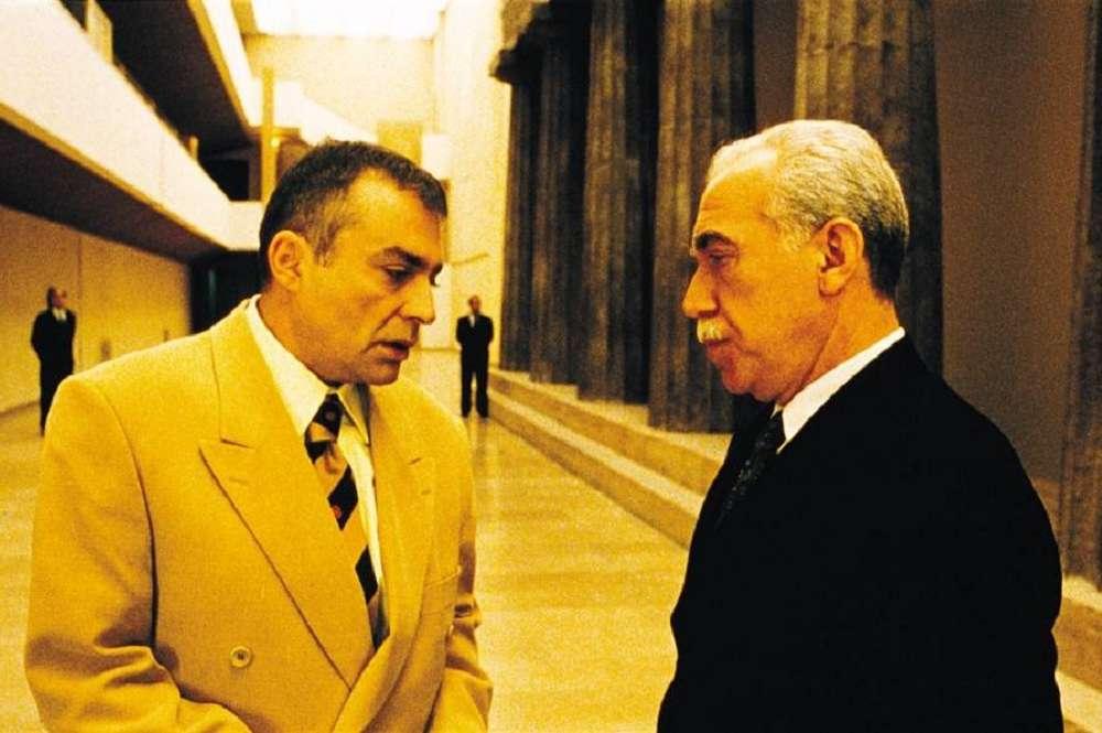Haluk Bilginer - Filler ve Çimen / 2001 (Sabit)