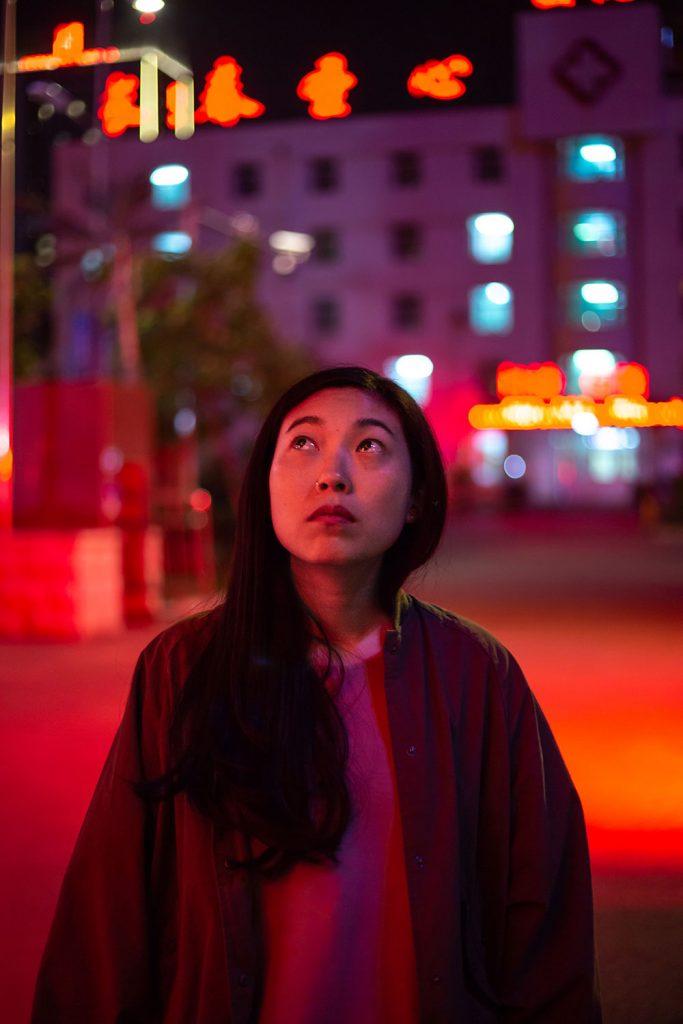 Hikâye Çin'de Geçiyor
